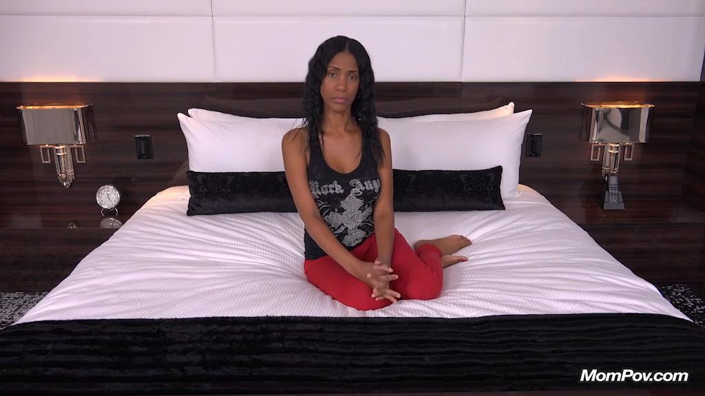 [MomPov.com] Sacha - Sexy black MILF returns for anal (E362 - 06-01-2016) 576p download or watch online