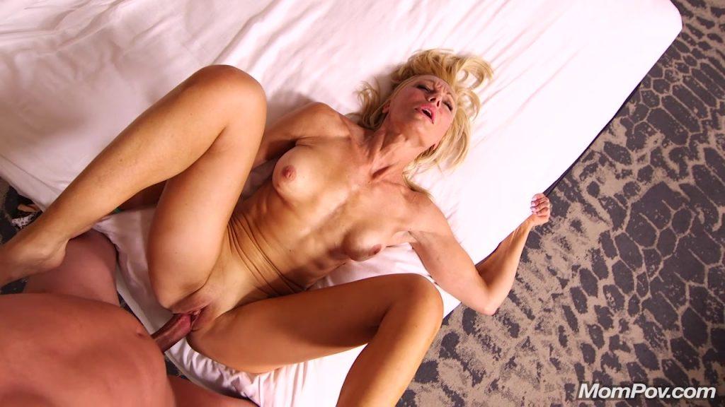 [MomPov.com] 47 y.o. Jordan - Fit blonde cougar MILF porn newb (2017-12-20) Amateur, Casting, Interview, Blowjob, Posing, POV, MILF, Big Tits, Mom, Assfuck, Pussy fuck, Hardcore, Anal, HD, 720p