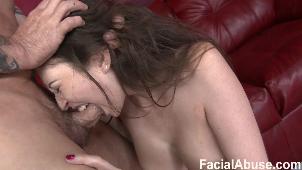 [FacialAbuse.com] Skin, Bones, and Bolt Ons - 2018, Horror Humor, Threesome, DeepThroat, Gagging, Busty, Facial, Face Fucking, Hardcore, Anal, Rough Sex, Big Tits, Humilation, HD, 1080p, SiteRip