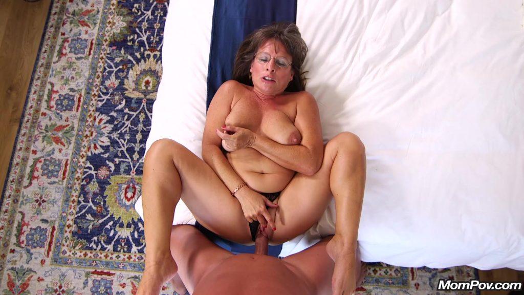 [MomPov.com] 50 y.o. - Sexy cougar slut prime for porn - 2019, Interview, Blowjob, Facial, Mature, Granny, Anal, MP4, Hard, Old, HD, 1080p
