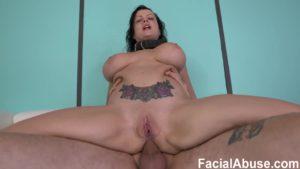 [FacialAbuse.com] Nadia White – Butt Hole Bashed – 2020, Anal, DP, Blowjob, DeepThroat, Puke, Slapping, Big Tits, Huge Boobs, Juggs,  Doggy, Cumshot, Fasial, Busty, Rough Sex, Humilation, MP4, HD, 1080p