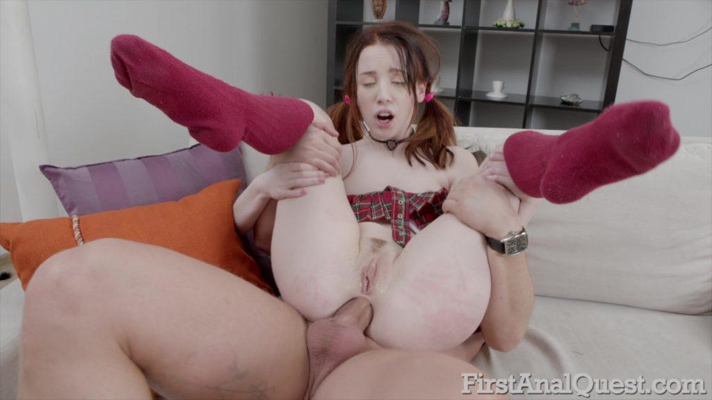 [FirstAnalQuest.com] Lottie Magne - 583 - Skinny Teen Girl Tries Gaping Anal Fuck (22.03.2020)  Anal, Blowjob, Porn, Cum On Face, Ass Gape, Hardcore, MP4, Gif, Redhead, Russian, Sex, Skinny, Small Tits, Teen, HD, 1080p